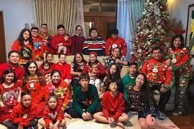 Look Ellen In Adarna Family Christmas Photo First Since