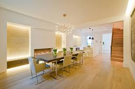 replace fluorescent light dining room contemporary with modern metal makeup mirrors