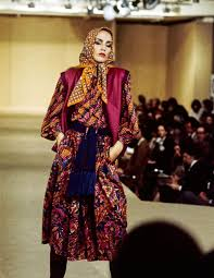 <b>Image</b> result for <b>ysl</b> russian peasant collection 1976 | Gypsy Glam в ...