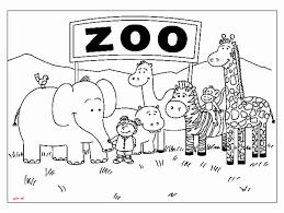 Disegni Da Colorare Zoo Fancy Immagini Di Disegni Da Colorare Zoo