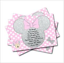 minnie mouse invitations red template invitation minnie mouse invitations create invitation template
