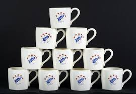 Fresh roasted & shipped same day! 1952 National League Champion Brooklyn Dodgers Coffee Mugs 10