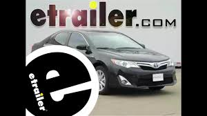 WeatherTech 2nd Row Rear Floor Liner Review - 2012 Toyota Camry ...