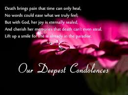 Short Quotes About Death Of A Loved One