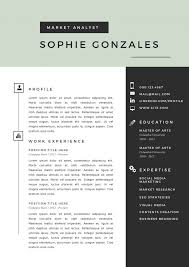 Resume Layouts Stunning 60 Creative Resume Templates For Word [You'll Love Them] Kukook