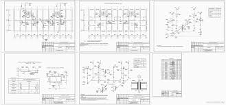 Курсовые и дипломные работы по водоснабжению и канализации  Курсовой проект Внутренний водопровод и канализация жилого 4 х этажного жилого дома