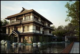 Designing A Japanese Style House Home Garden Healthy Design Asian Homes  Photo On Home ...