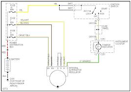 1990 ford ranger upon inspection alternator accelerating voltage Ford Alternator Wiring Diagram Ford Alternator Wiring Diagram #18 ford alternator wiring diagrams 1997