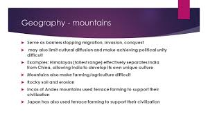 thematic essay review global history and geography ppt  5 geography mountains