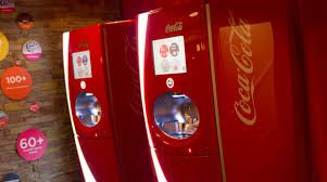 Coca Cola Vending Machine Uk Gorgeous Everything You Need To Know About CocaCola Freestyle