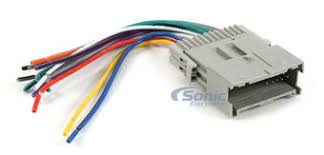 metra 70 2003 wiring harness for select 1998 2009 gmc vehicles Metra 70 2003 Receiver Wiring Harness product name metra 70 2003 Metra Wiring Harness Diagram
