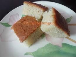 Eggless Vanilla Sponge Cake Recipe Petitchef