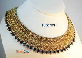 Seed Bead Patterns New 48 DIY Seed Bead Necklace Patterns Guide Best Of Beaded Awwakeme