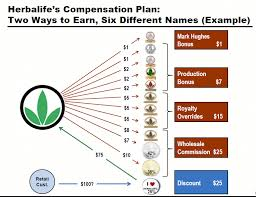 If Herbalife Was A Pyramid Scheme It Would Have Collapsed