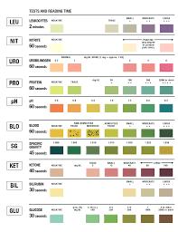 Urinalysis Result Interpretation Chart Simple Ways To Read And Interpret Urinalysis Result Chart