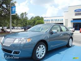 2012 Lincoln MKZ Hybrid in Steel Blue Metallic - 831384 | leHybrid ...