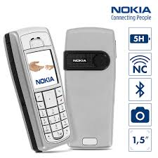 Nokia 6230 Handy Single-SIM mit Akku ...