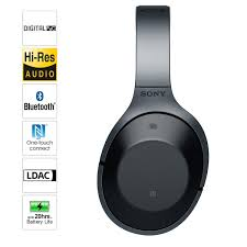 sony 1000x headphones. sony mdr-1000x wireless digital noise cancellation with: amazon.in: electronics 1000x headphones o