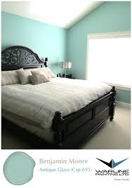 Benjamin Moore Antique Glass Can You Handle The Colour Warline Transforms A Customers Home