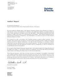 Best Cover Letter For Deloitte Cover Letter