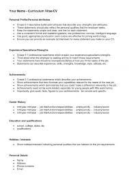 personal profile for curriculum vitae examples sample profile for personal training trainer resume example resume examples career sample qualifications profile for resume sample profile for