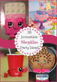 Diy Party Printables Shopkins Party Ideas Diy 18 Irresistible Ideas How Does She