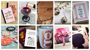 10 diy personalized gifts for the holidays