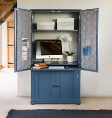 office armoire. Wonderful Home Office Armoire New England Seymour Pottery Barn: Full