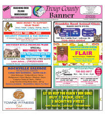troup county banner pdf flipbook troup county banner
