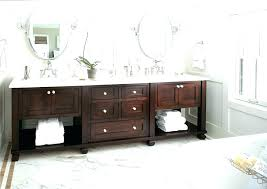 shallow bathroom vanity. shallow bathroom vanity narrow traditional with tub dark