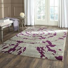purple gray area rugs eggplant colored rug light and white patterned kids
