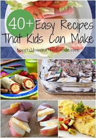 easy recipes for kids to make.  Easy Is It Time You Start Letting Your Kids Help Out In The Kitchen Teaching  Them To Cook Early Is A Great Life Skill That Will Benefit Down Road Intended Easy Recipes For Kids To Make F