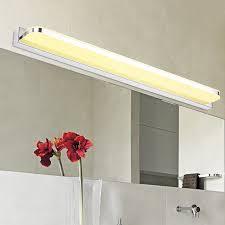 modern cosmetic acrylic wall lamp 9w 12w 14w bathroom lighting waterproof wall mounted led mirror wall cheap wall lighting