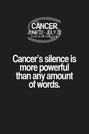 Pin by Dulce Lucero on my sign   Cancer quotes zodiac, Cancer zodiac facts,  Cancer quotes