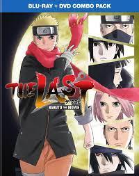The Last: Naruto the Movie [Blu-ray/DVD] [2014] - Best Buy