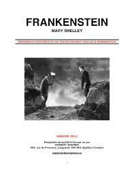 calam eacute o frankenstein