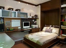 Home Office Bedroom Combination