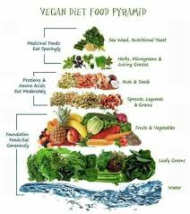 Vegan Food Pyramid Vegan Food Pyramid Vegan Recipes Raw