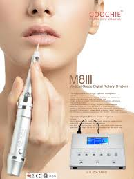 m8iii cal grade digital rotary system permanent makeup machine