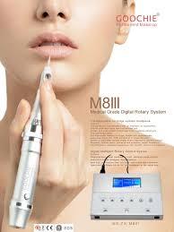 m8iii cal grade digital rotary system permanent makeup machine