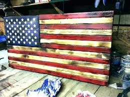 american flag outdoor decor wooden flag wall art wooden flag wall hanging outdoor flag wall decor