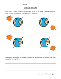 Earth Science Worksheets   Have Fun Teaching