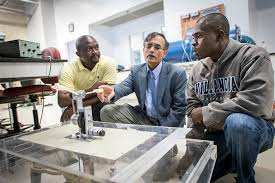 Mechanical Engineering Research And Facilities Villanova