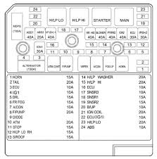 2003 hyundai accent fuse box diagram awesome 2010 hyundai accent 2003 Hyundai Accent Engine Diagram at 2003 Hyundai Accent Wiring Diagram