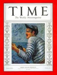 TIME Magazine Cover: Ernest Hemingway - Oct. 18, 1937 | Time magazine,  Ernest hemingway, Modern history