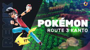 Pokémon - Remix route 3 - YouTube