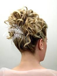 Image Coiffure Mariage Cheveux Court Chignon Coiffure