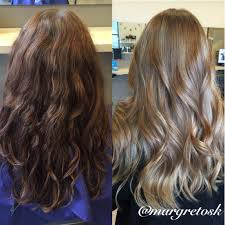 From Dark Brown To A Softer