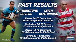Featherstone Rovers (@FevRovers) | Twitter