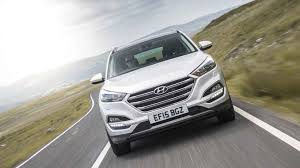 Hyundai's tucson is a solid contender in this segment but it falls just short of being the number one pick. 2017 Hyundai Tucson Review